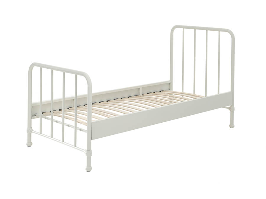 BRBE9014-Vipack-Bronxx-Bed-90X200-Wit