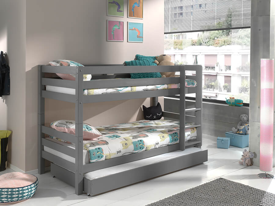 PISBZG17-Vipack-Pino-Stapelbed-H140Cm-Grijs-rolbed