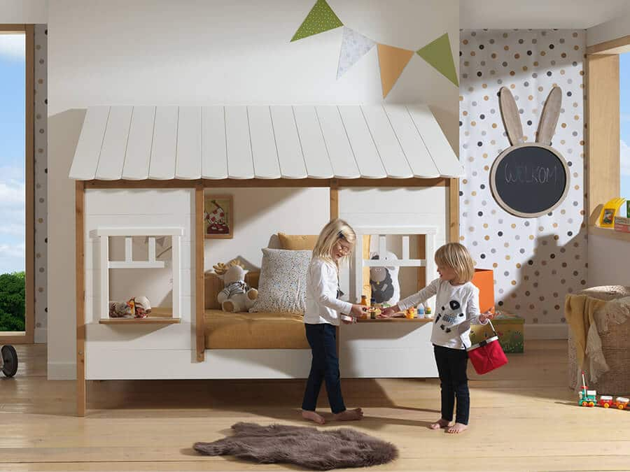 HB900514-Vipack-Housebeds-05-wit-grenen-kinderen