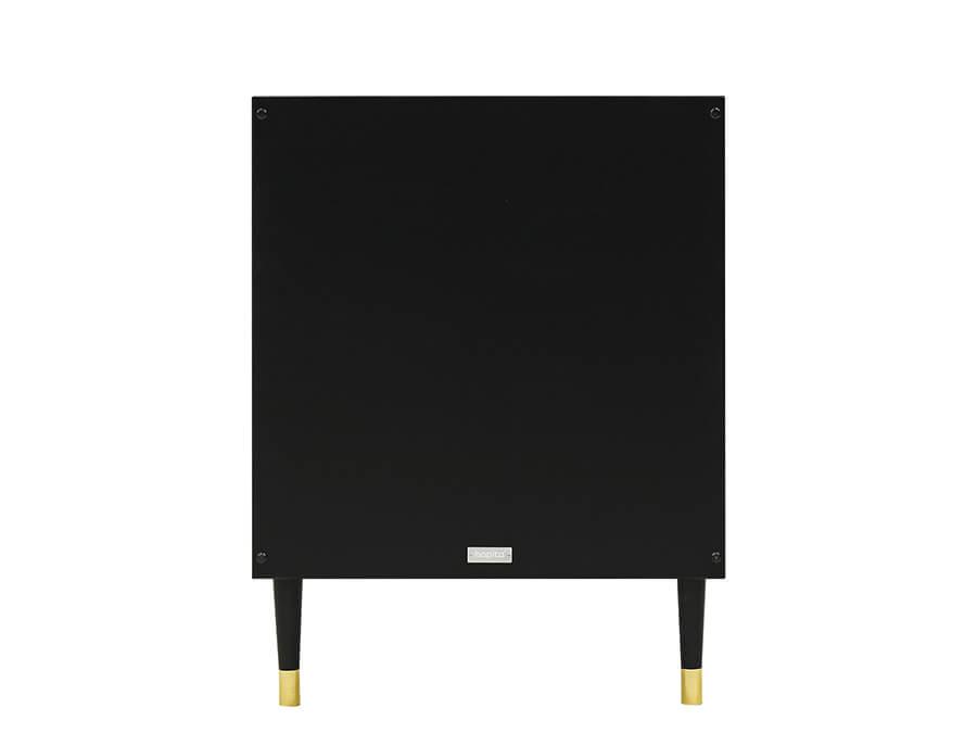 11422012-Bopita-Cloe-ledikant-60x120-mat-zwart-hoofdbord