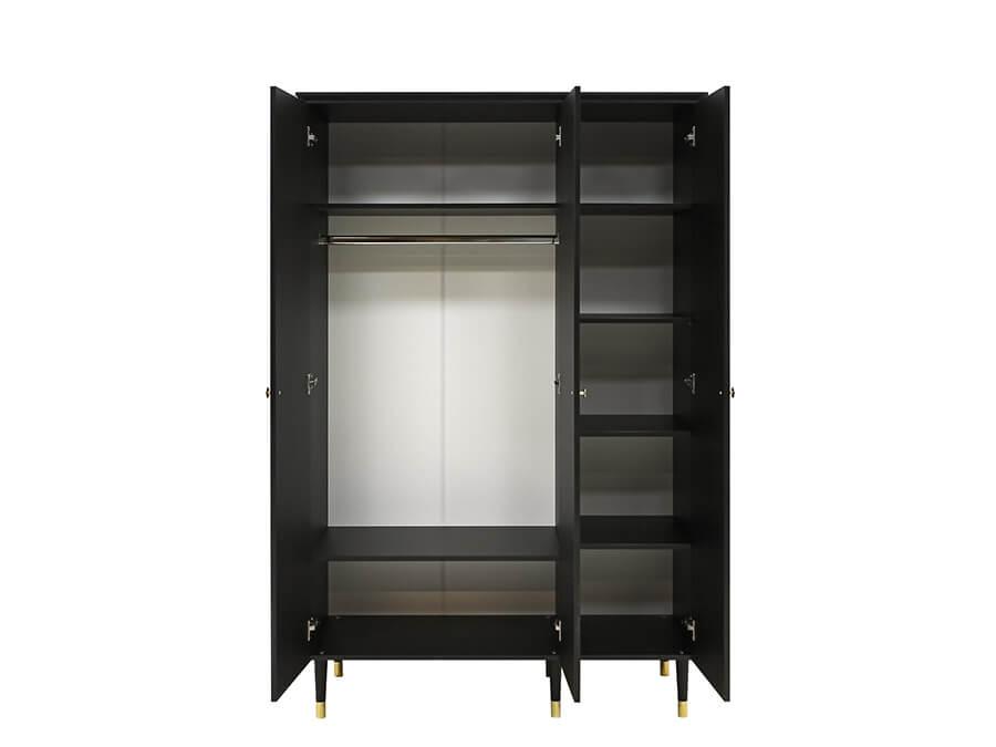 15622012-Bopita-Cloe-3-deurs-kledingkast-mat-zwart-binnenkant