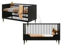 16322012-bopita-cloe-bedbank-70x140-mat-zwart