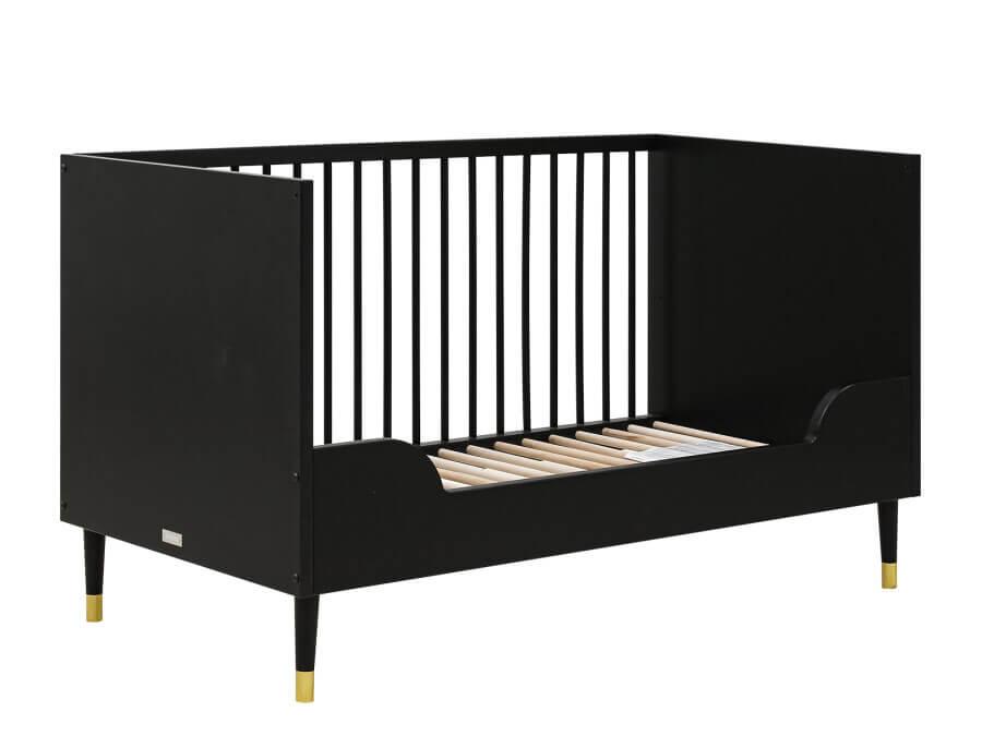 16322012-bopita-cloe-bedbank-70x140-mat-zwart-opgemaakt