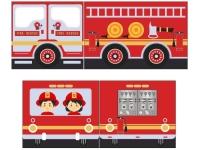 TX50010-vipack-speelgordijn-brandweerauto