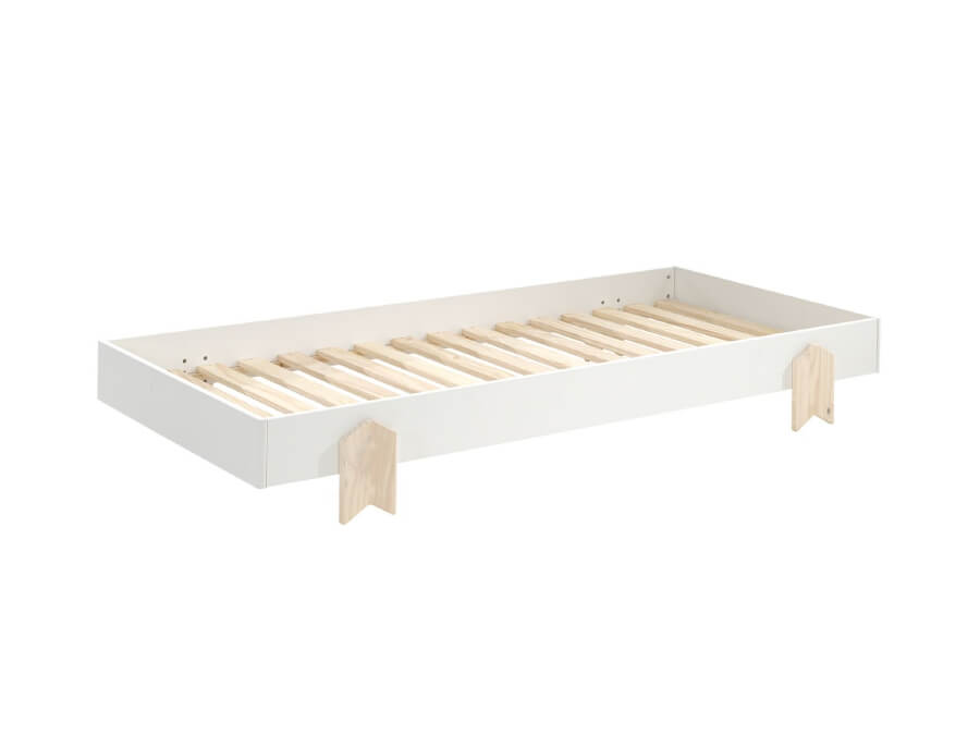 MDBE9114-Vipack-Modulo-bed-Arrow-wit