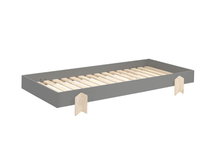 MDBE9115-Vipack-Modulo-bed-Arrow-grijs