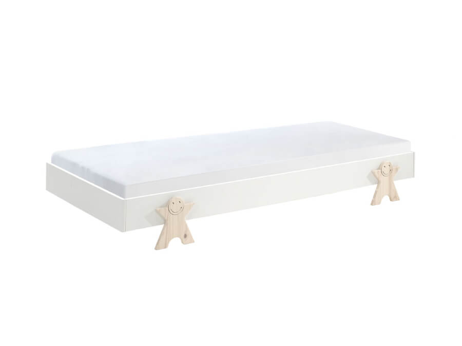MDBE9214-Vipack-Modulo-bed-Smiley-wit-matras