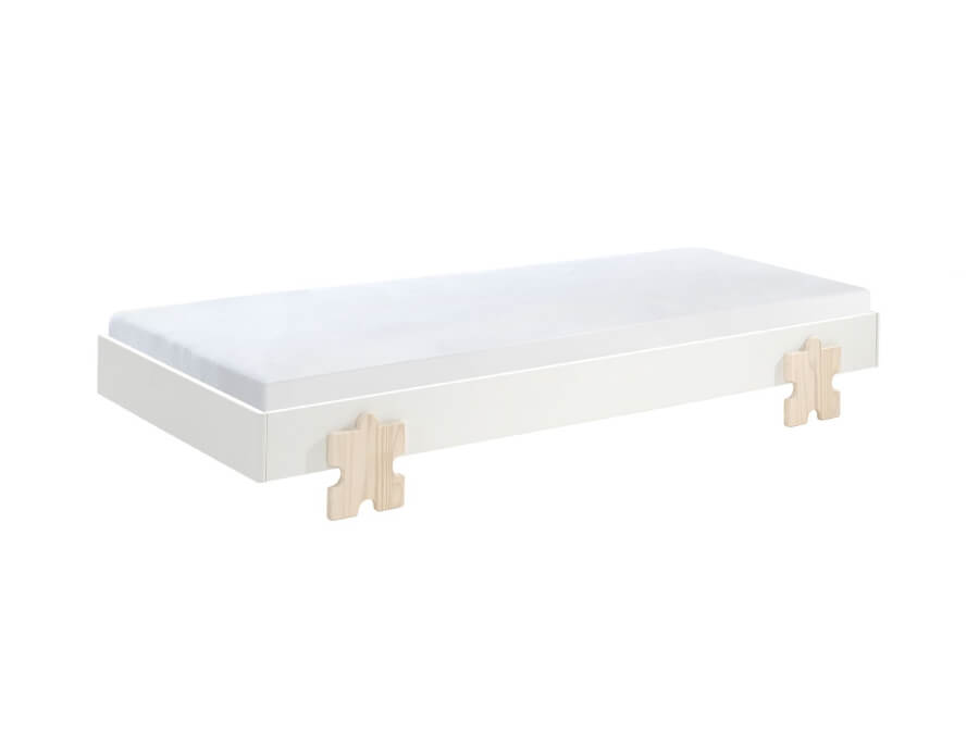 MDBE9314-Vipack-Modulo-bed-Puzzle-wit-matras