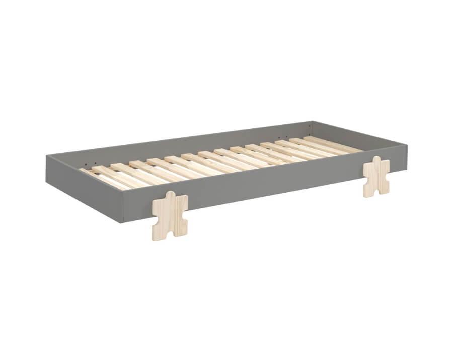 MDBE9315-Vipack-Modulo-bed-Puzzle-grijs