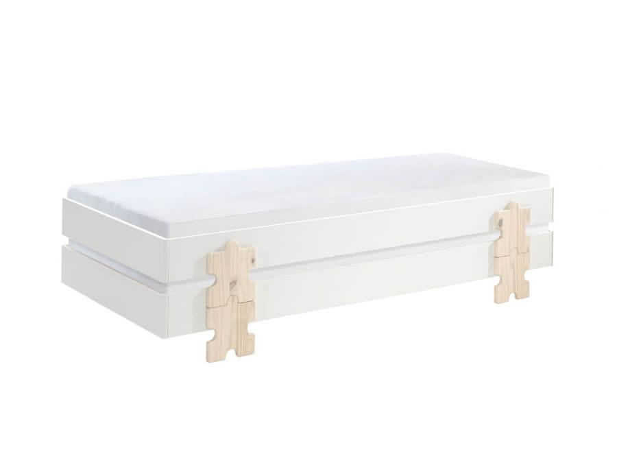 MDCO931412-Vipack-Modulo-bed-Puzzle-wit-2-stuks-matras
