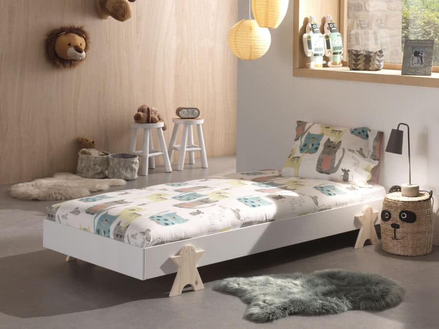 Vipack-Modulo-bed-Smiley-wit-sfeer