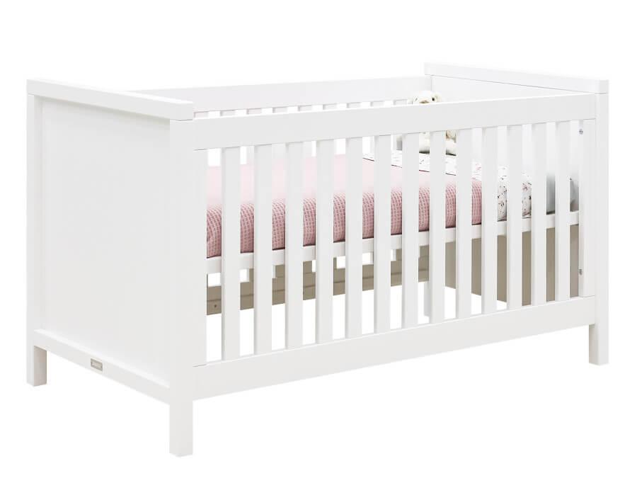 bopita bedbank 70x140 corsica wit babybed
