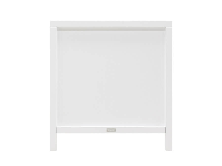 bopita bedbank 70x140 corsica wit hoofdbord