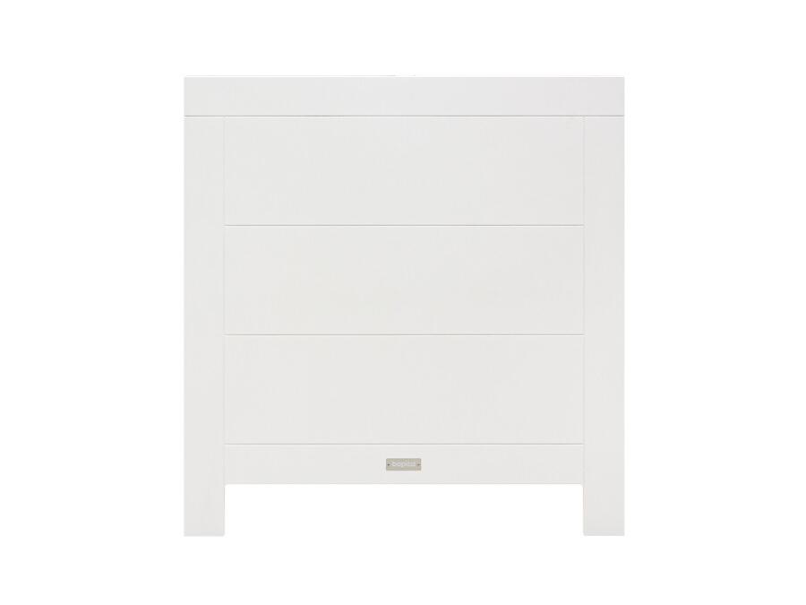 bopita bedbank 70x140 lucca wit hoofdbord