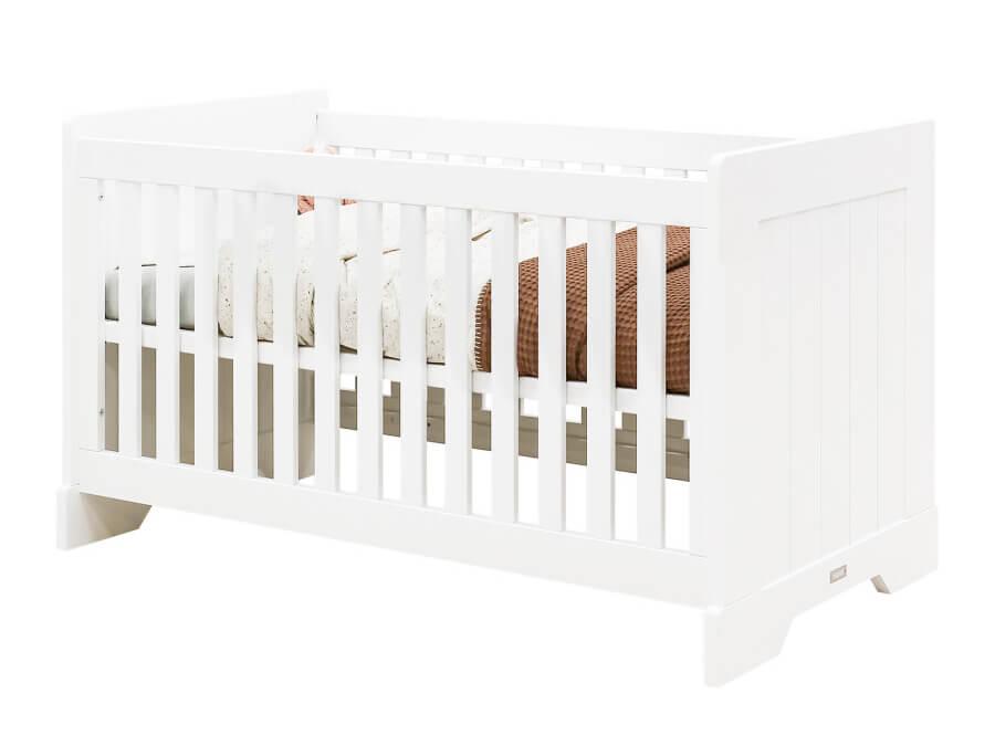bopita bedbank 70x140 narbonne wit babybed