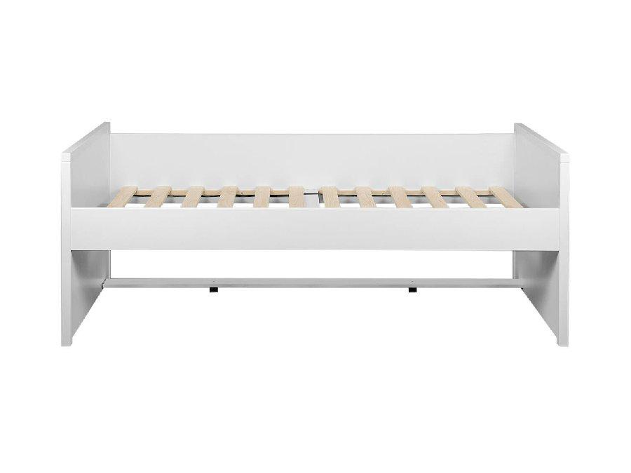 0101Q001 Quax Mini Mezzanine bed 90x200 wit zonder lades