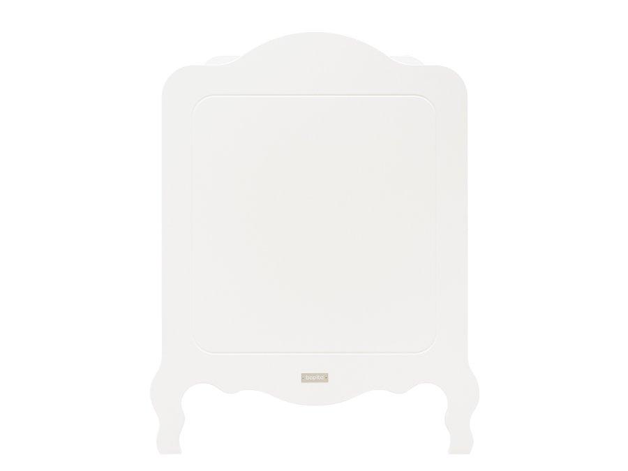 11413611 Bopita Elena ledikant 60x120 wit hoofdbord