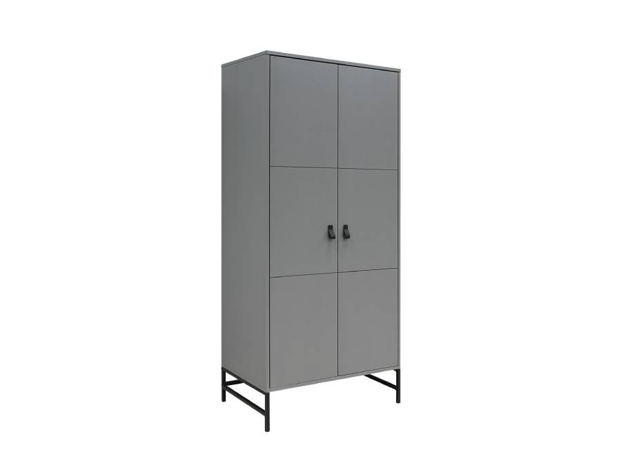 11609565 2 door wardrobe Milo 3D