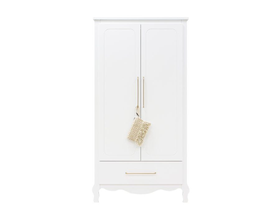 14613611 Bopita Elena 2 deurs XL kast met lade voorkant