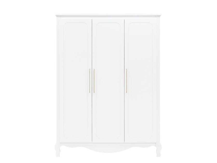 15613611 Bopita Elena 3 deurs kledingkast voorkant