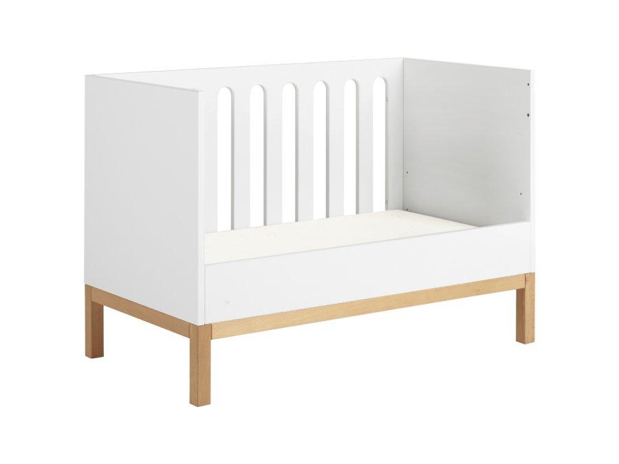 54014714 Quax Indigo ombouw ledikant 60x120 White bedbank