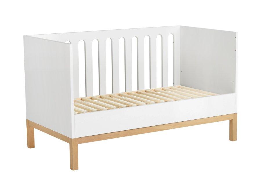 54014714XL Quax indigo ombouwbed 70x140 White bedbank