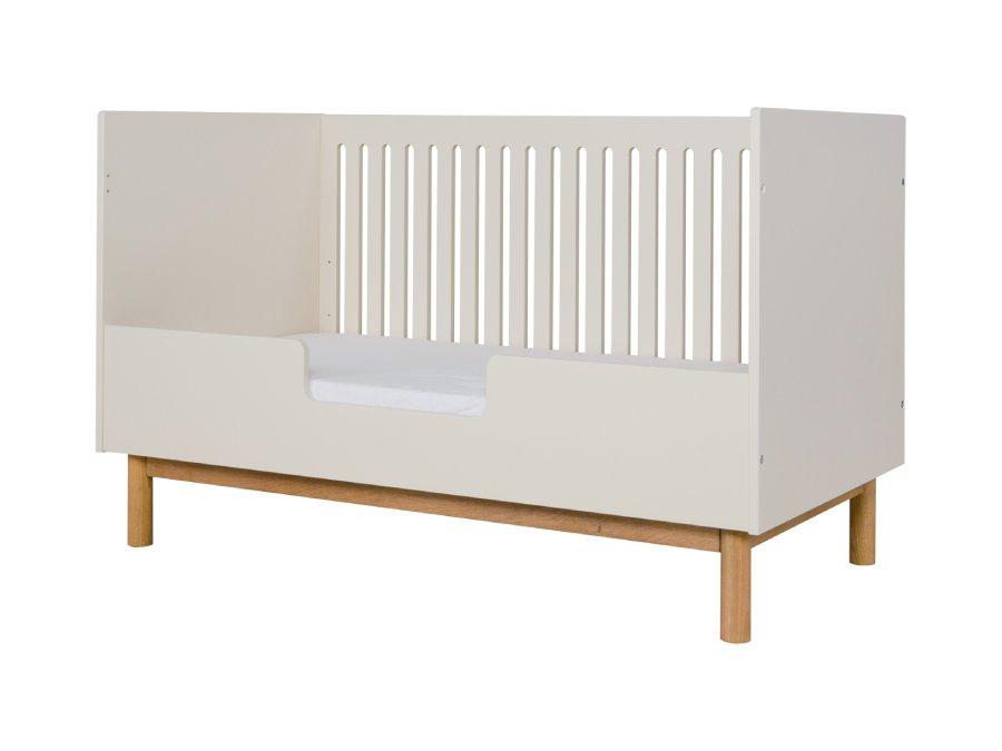 540148CYXL Quax Mood ombouwbed 70x140 Clay bedbank bedrail