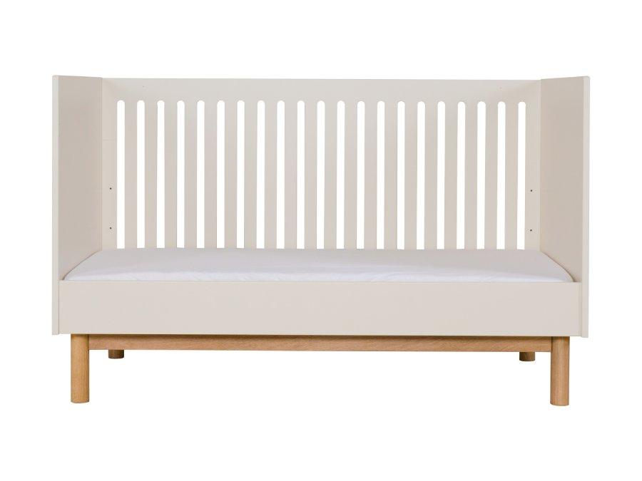 540148CYXL Quax Mood ombouwbed 70x140 Clay bedbank