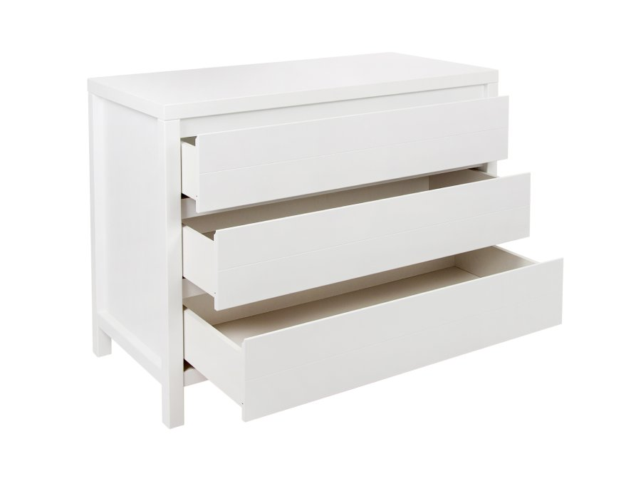 54031414 Quax Stripes commode wit lades