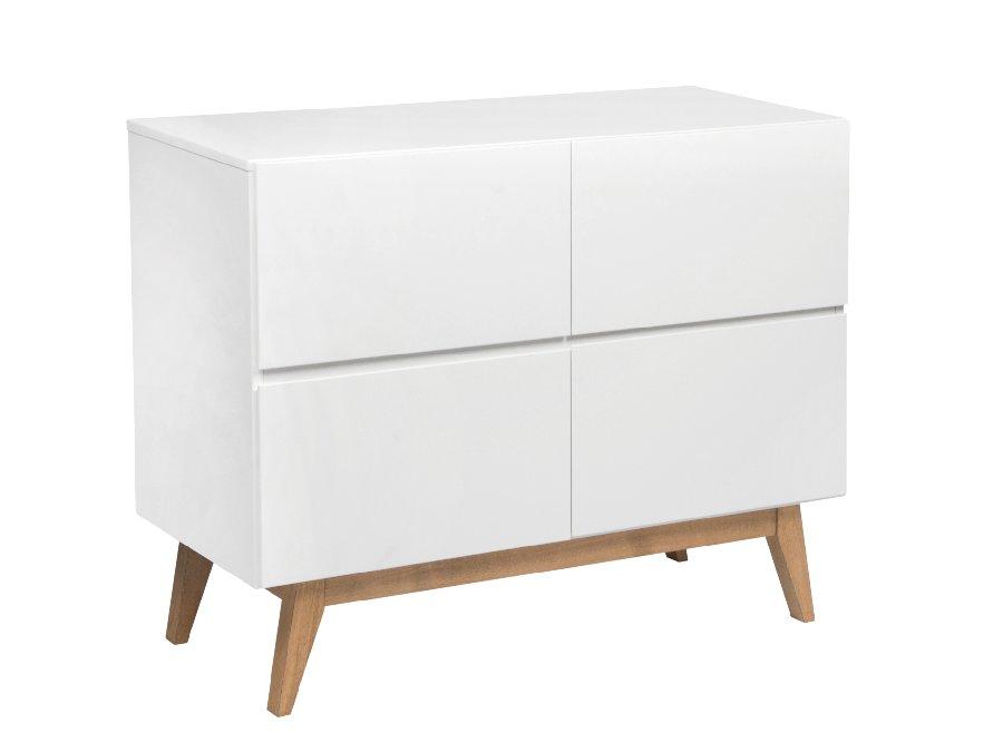 54034222 4D Quax Trendy commode white 3D