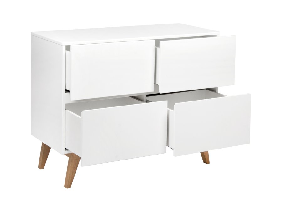54034222 4D Quax Trendy commode white lades