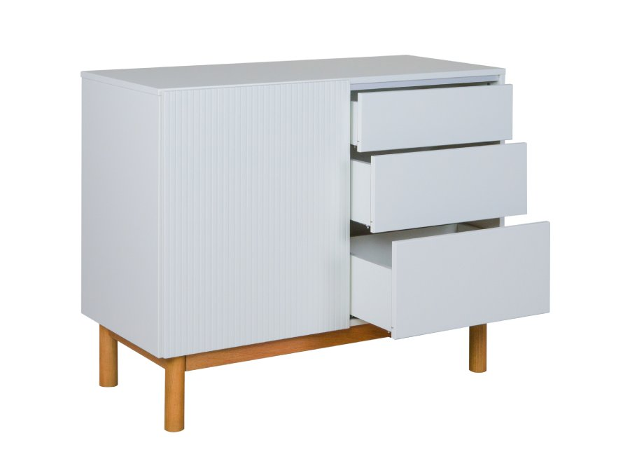 54034422 Quax Mood commode wit lades
