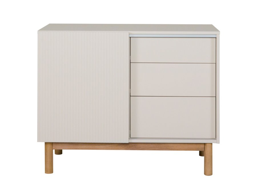 540344CY Quax Mood commode Clay