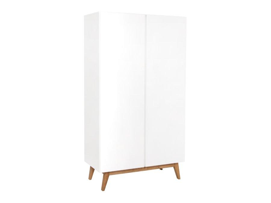 54044622 Quax Trendy 2 deurs kast white 3D