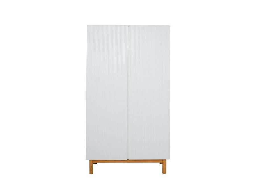 54044822 Quax Mood 2 deurs kledingkast wit