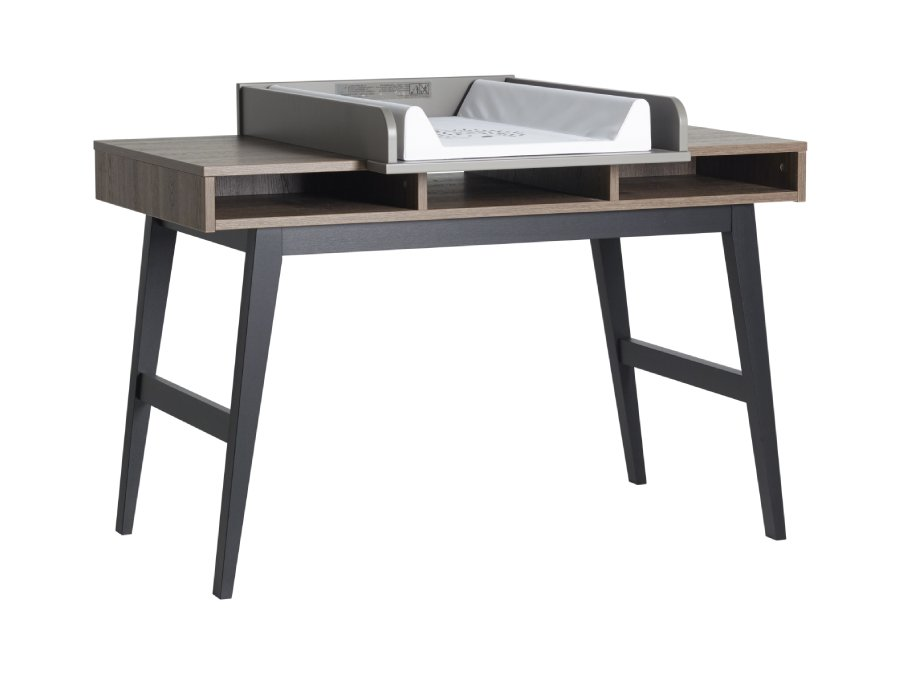 540517M002 Quax Trendy bureau Royal Oak luiertafel