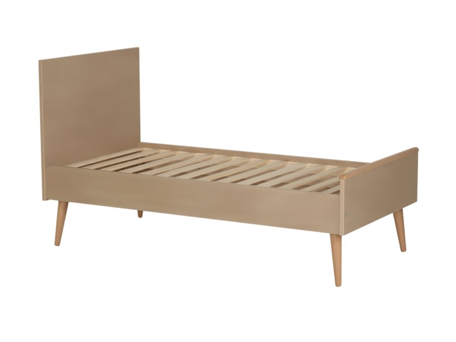 54F01 01XL002 Quax Cocoon ombouwbed 70x140 Latte peuterbed