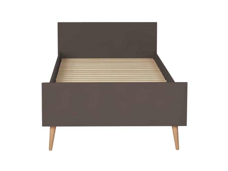 54F01 01XXL001 Quax Cocoon bed 90x200 Moss voetenbord