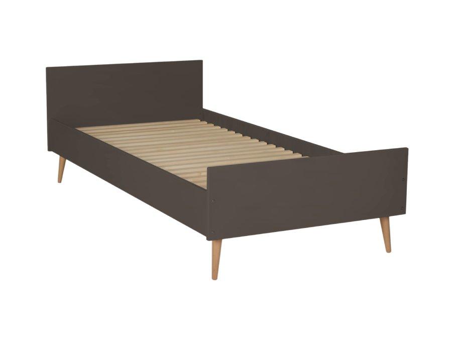 54F01 01XXL001 Quax Cocoon bed 90x200 Moss