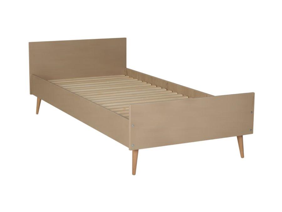 54F01 01XXL002 Quax Cocoon bed 90x200 Latte