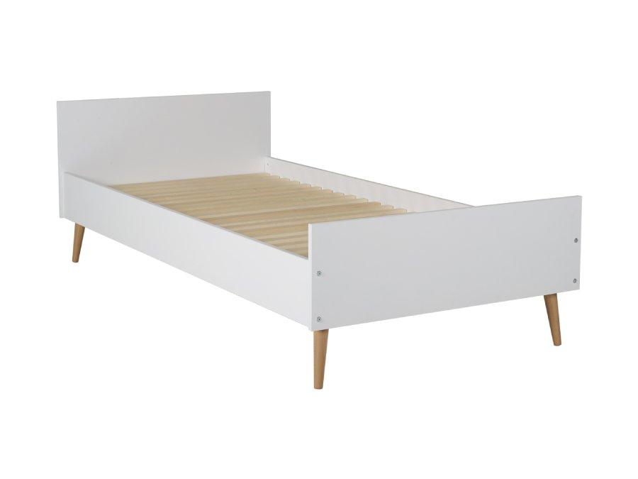 54F01 01XXL004 Quax Cocoon bed 90x200 Ice White