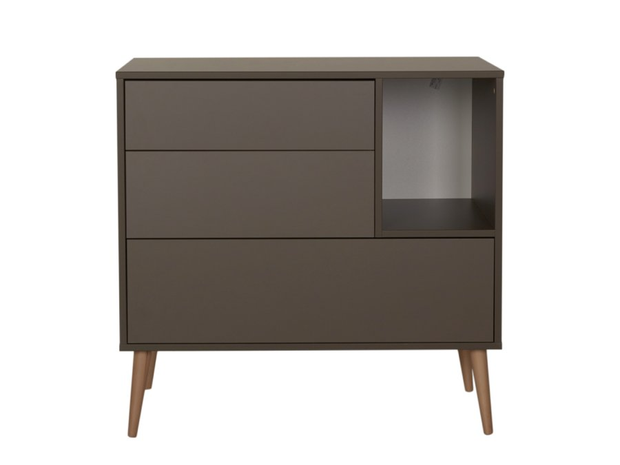 54F01 03001 Quax Cocoon commode Moss