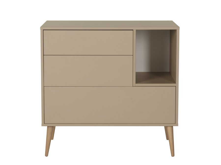 54F01 03002 Quax Cocoon commode Latte