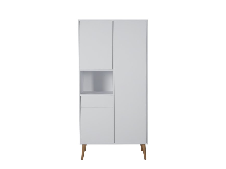 54F01 04004 Quax Cocoon kledingkast Ice White