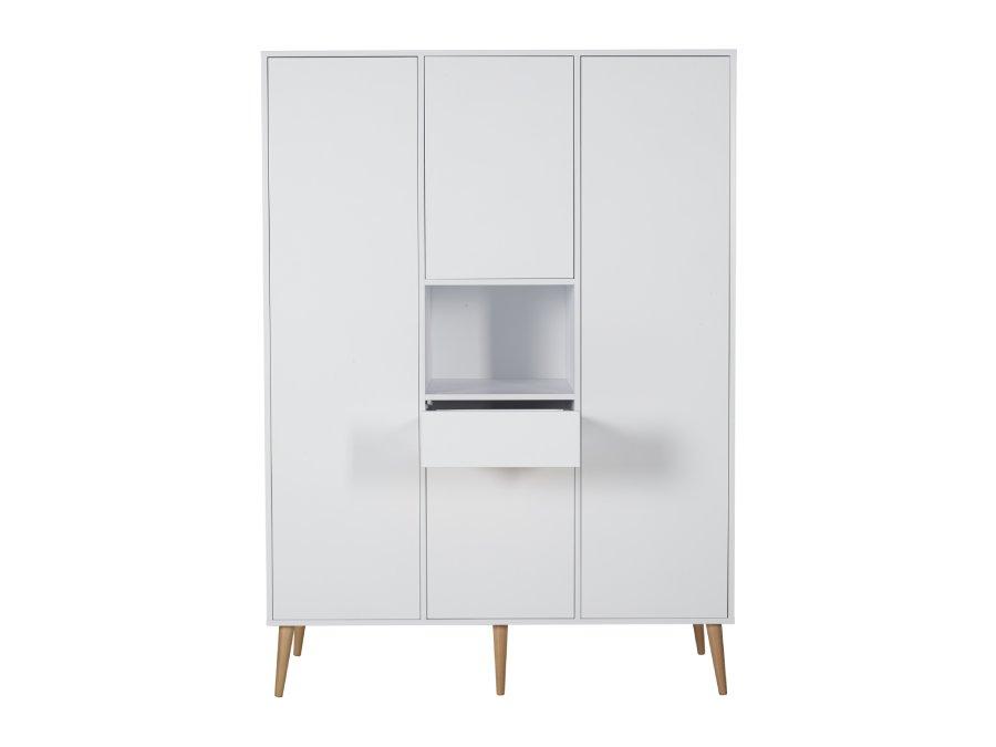 54F01 04004XL Quax Cocoon kledingkast XL Ice White lade