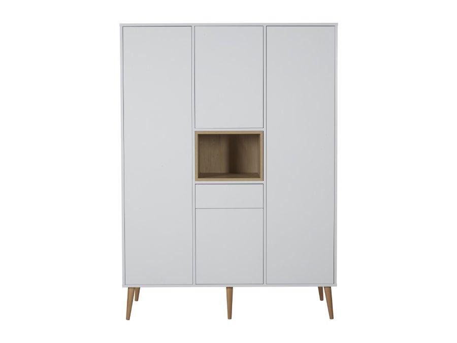 54F01 04004XL Quax Cocoon kledingkast XL Ice White nis