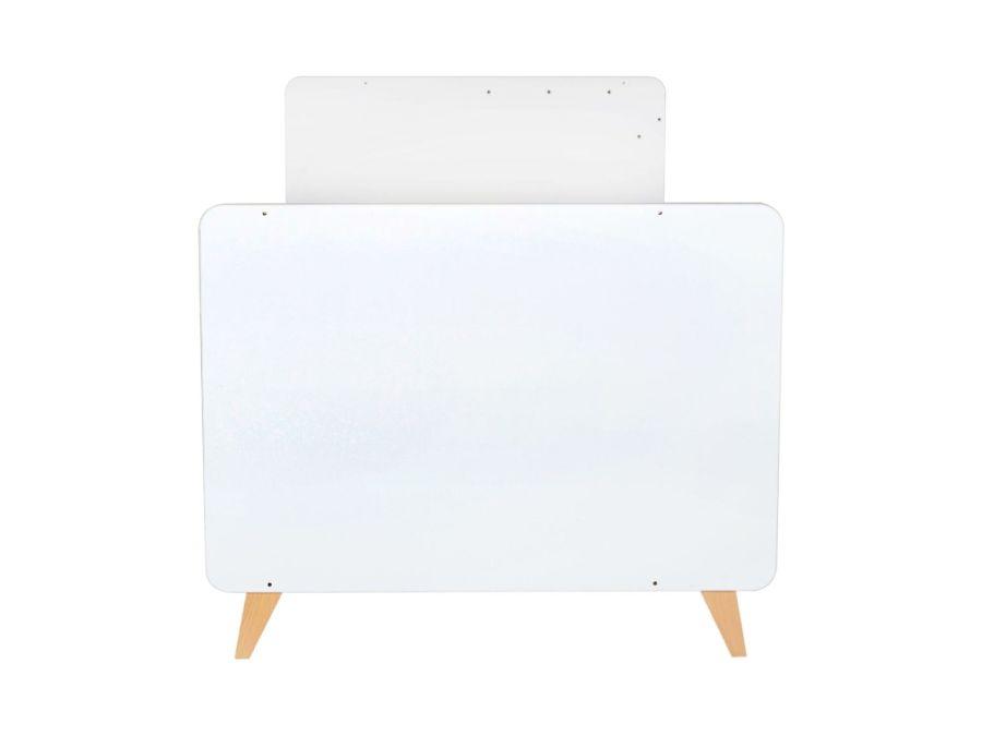 54F01003C quax loft doorgroeibed 90x200 wit hoofdbord