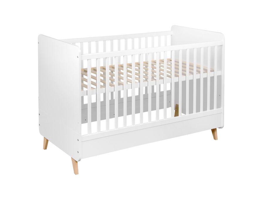 54F01003XL quax loft ombouwbed 70x140 wit baby schuin
