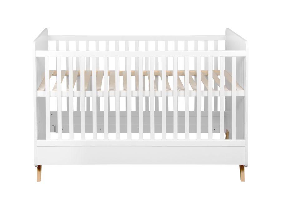 54F01003XL quax loft ombouwbed 70x140 wit baby