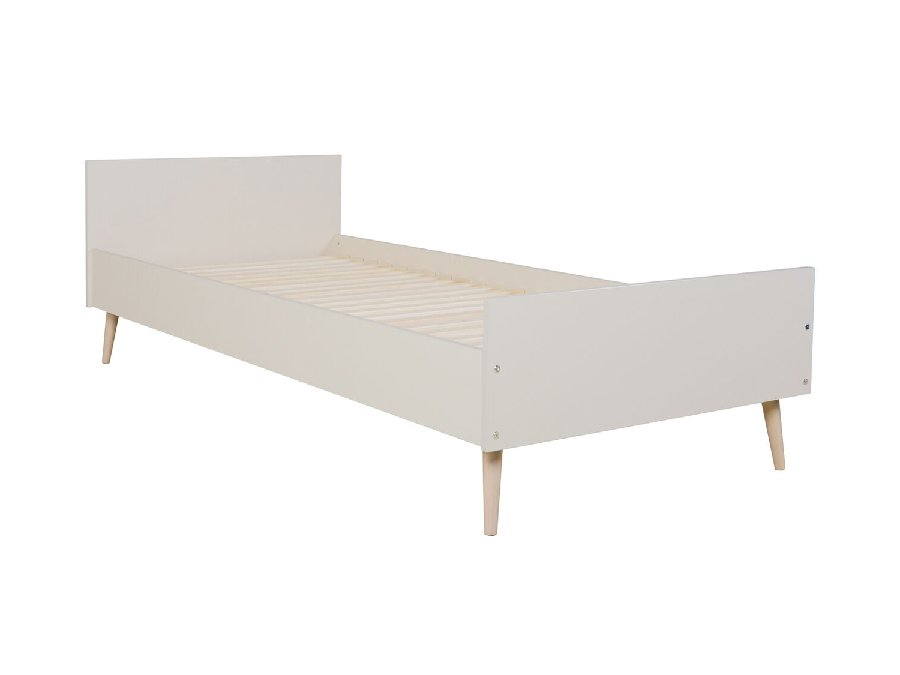 54F02 01XXL001 Quax Flow bed 90x200 Clay Oak